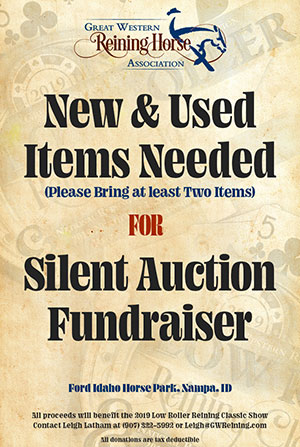 Low Roller Silent Auction