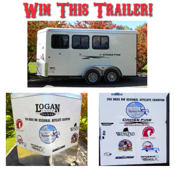 Low Roller Reining Classic Trailer Contest